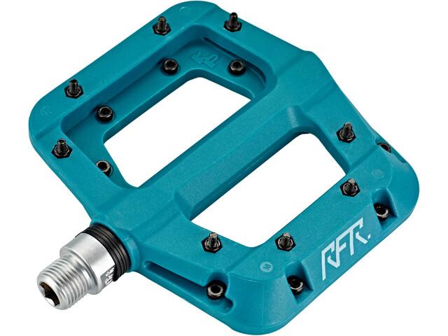Cube RFR Flat HPP Race Pedals blue